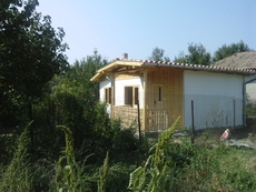Приносими сглобяеми дървени къщи